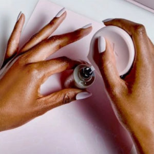 This At-Home Manicure Kit Is Flying Off the Shelves — and It's…