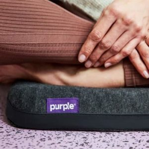 This Seat Cushion With Nearly 8,000 Five-Star Reviews Fixed My Terrible Posture