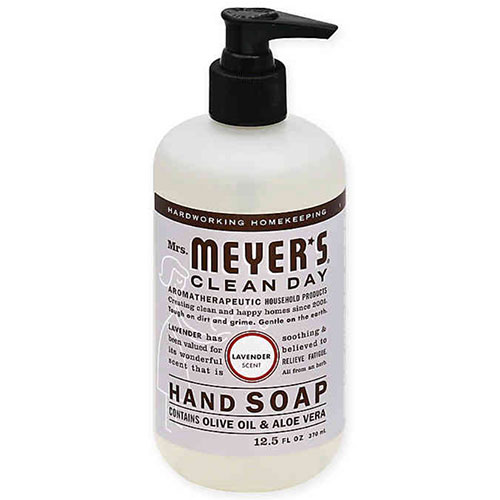 Mrs. Meyers Clean Day Aromatherapeutic Lavender 12.5 Oz Liquid Hand Soap