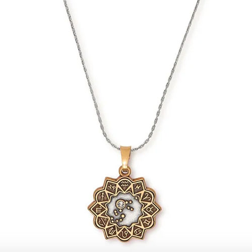 Alex and Ani Two Tone Expandable Necklace
