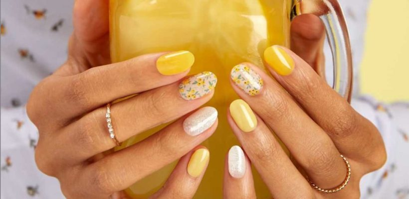 As a perfectionist, I want my nails to look flawless, but I'm also clumsy and uncoordinated, making DIYing the perfect manicure at home a tricky proposition. After years of spilling nail polish all over my fingers and immediately reaching for…