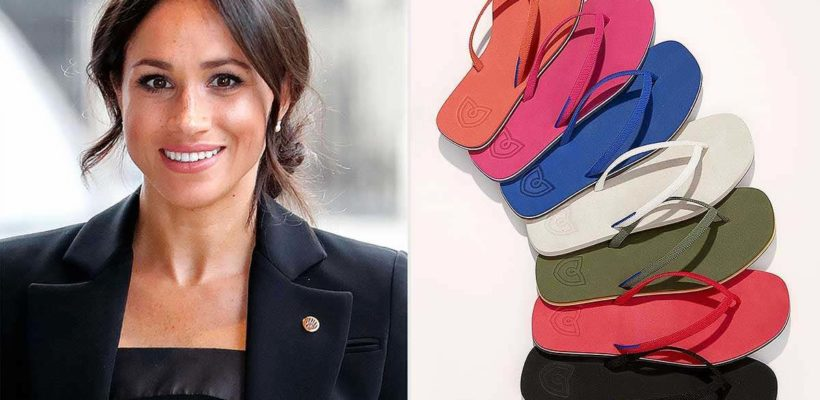 This story originally appeared on People.com by Eva Thomas.  'Tis the season for?sandals, and as luck would have it, one?Meghan Markle-loved brand?has forayed into the world of sandals, adding three new summer-perfect styles to its already-impressive footwear mix.?Rothy's?now offers?The…