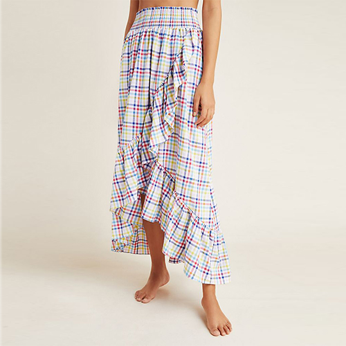 Delila Cover-Up Maxi Skirt