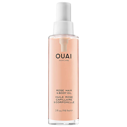 Oaui Rose Hair & Body Oil
