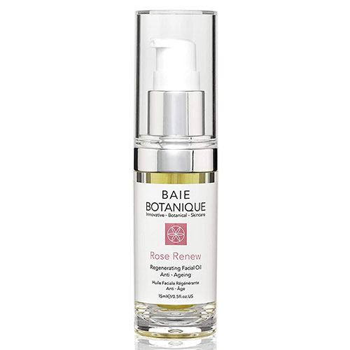 Baie Botanique Rose Renew Anti-Aging Face Oil
