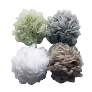 how to prevent self-tanning disasters: amazon beautyinside bath shower sponge loofahs
