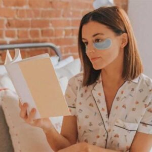 These Cooling Eye Masks Boost Hydration, Fade Dark Circles, And Feel So Refreshing