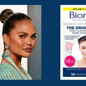 Chrissy Teigen's $800 Skincare Regimen Includes This Surprising $8 Product