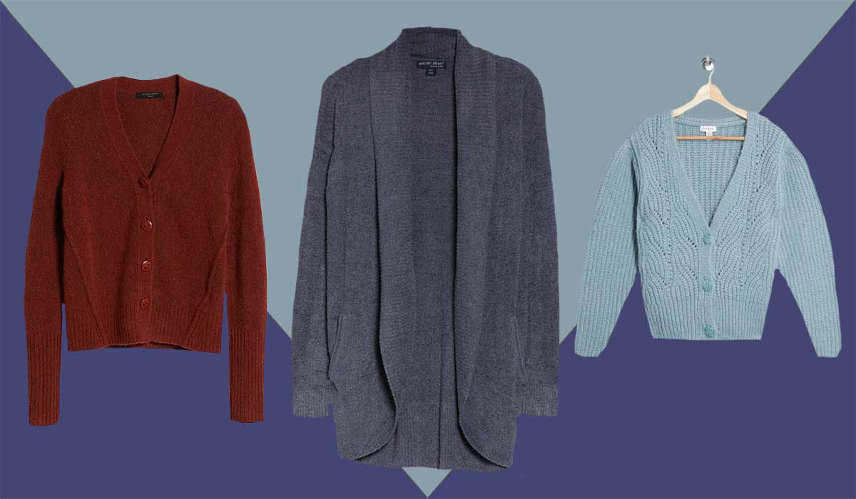 7 Oversized Cardigan Sweaters Taylor Swift Would Totally Approve Of
