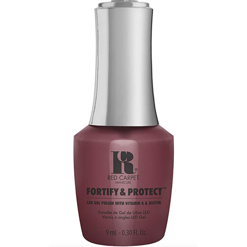 Red Carpet Manicure French Kiss LED Gel Nail Polish Collection