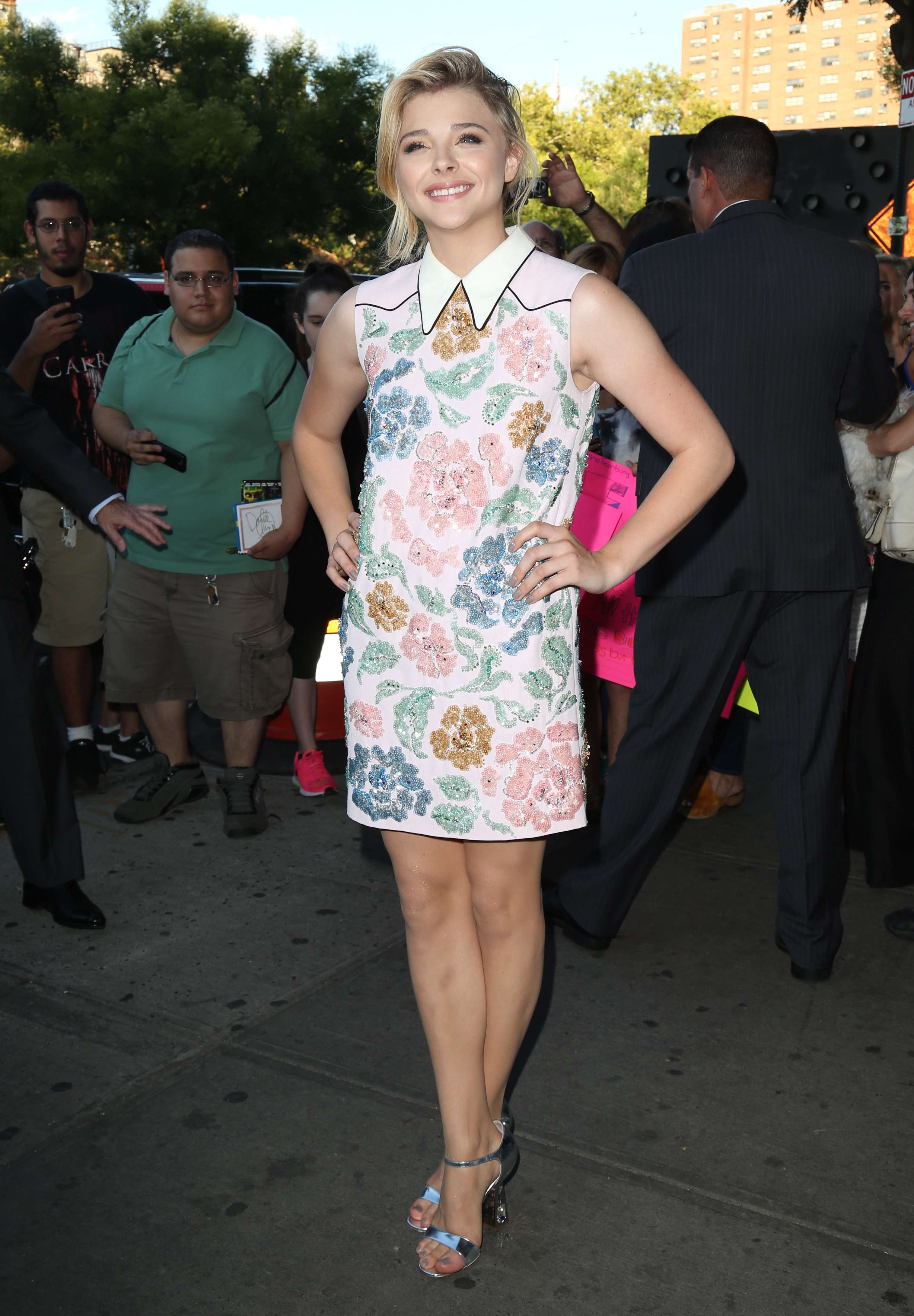 10 Eclectic Looks from Chloe Grace Moretz