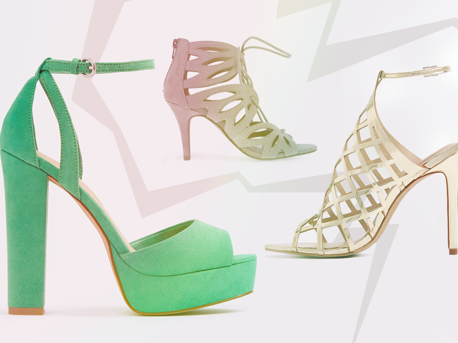 12 Stunning Pairs of Heels Every Girl Boss Needs