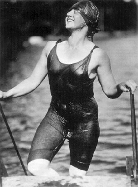 Bathing Beauties: Swimsuits Through the Ages