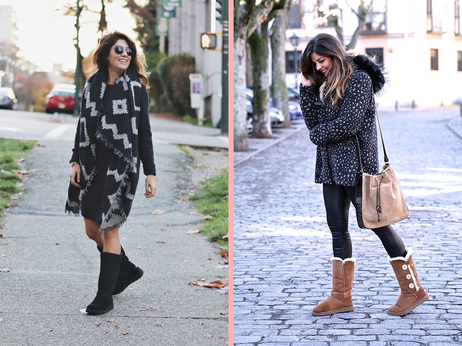 20 Ways To Upgrade Your UGGs This Fall And Winter