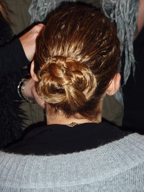 Hair How-To: Bumble and Bumble's Super-Cool Bun