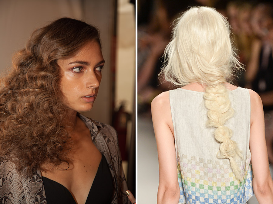 5 Hairstyles From New York Fashion Week to DIY Now