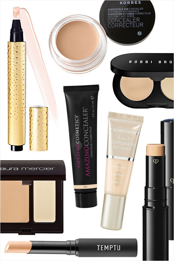 The Best Undereye Concealers