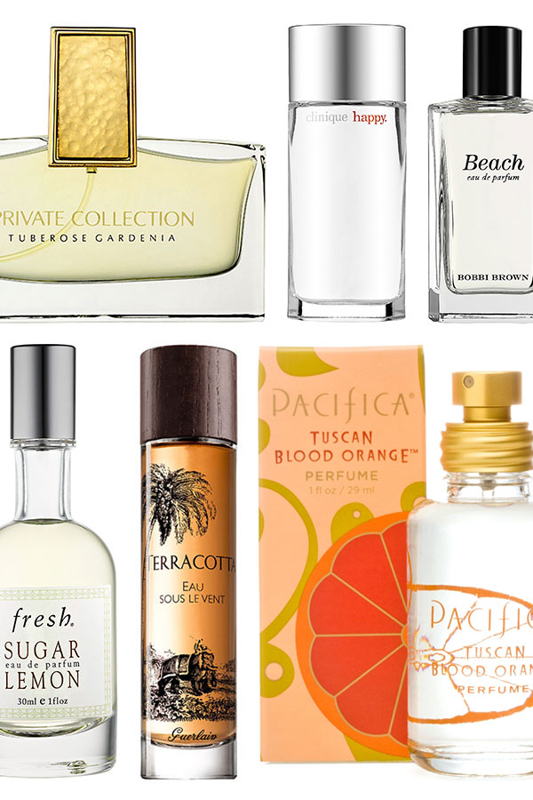 10 Ideal Beachy Scents for Your Next Tropical Vacation