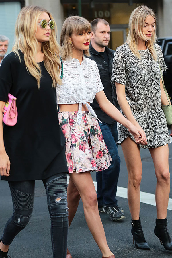Celebrity Style Looks for the End of Summer