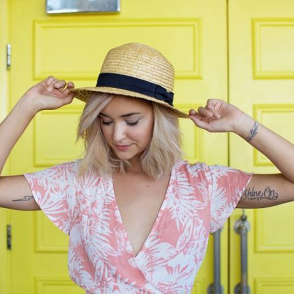 Pretty in Ink: 10 Bloggers with Cute Tattoos