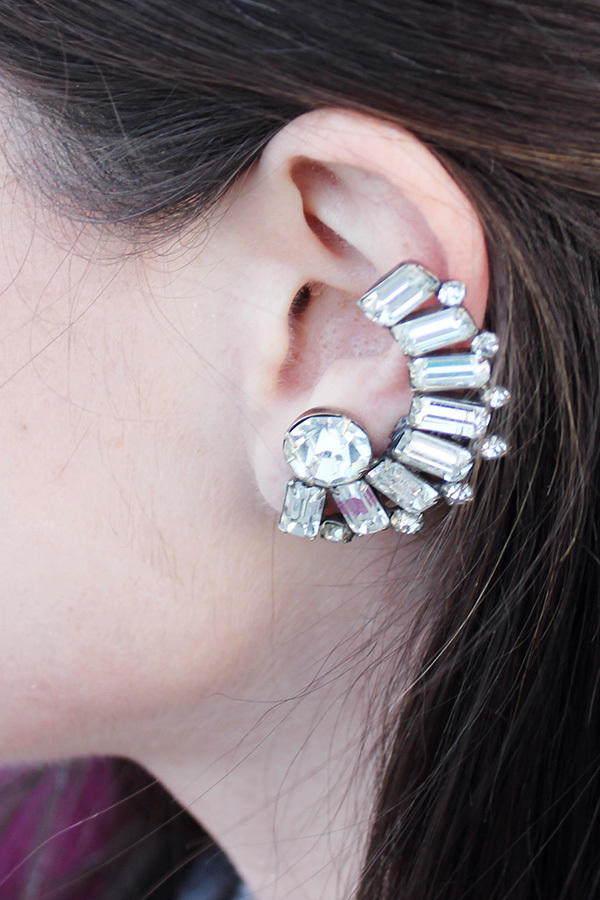 Add Edge to Any Outfit with This DIY Ear Cuff