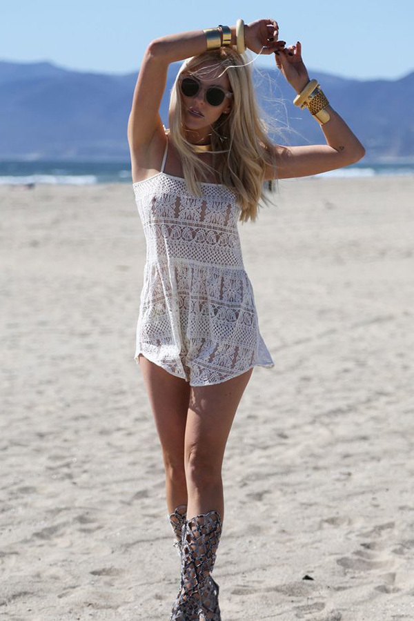 How to Wear Gladiator Sandals: The Summer Must-Have