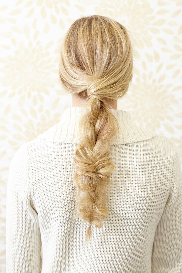 Mix It Up with This Messy Boho Braids Combo