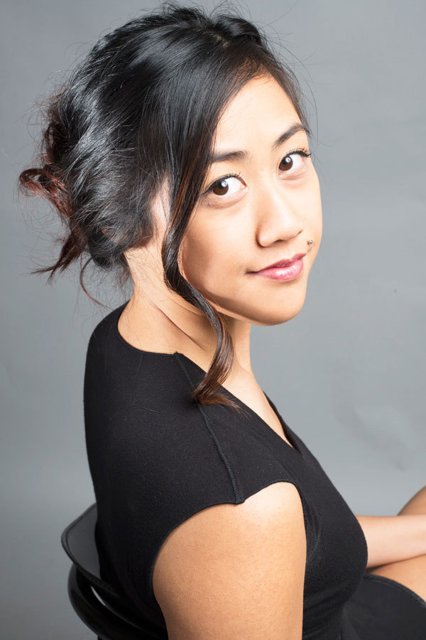 Easy, Breezy, Beautiful: Give This Messy Chignon a Try