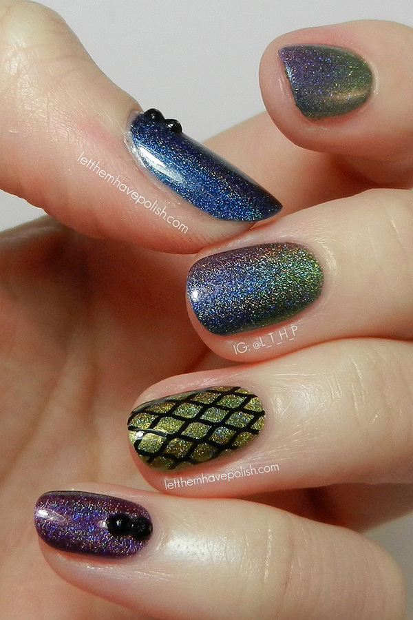 19 Ideas for Perfect Prom Nails