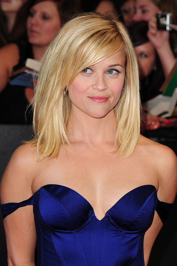 16 Must-Mimic Reese Witherspoon Hairstyles