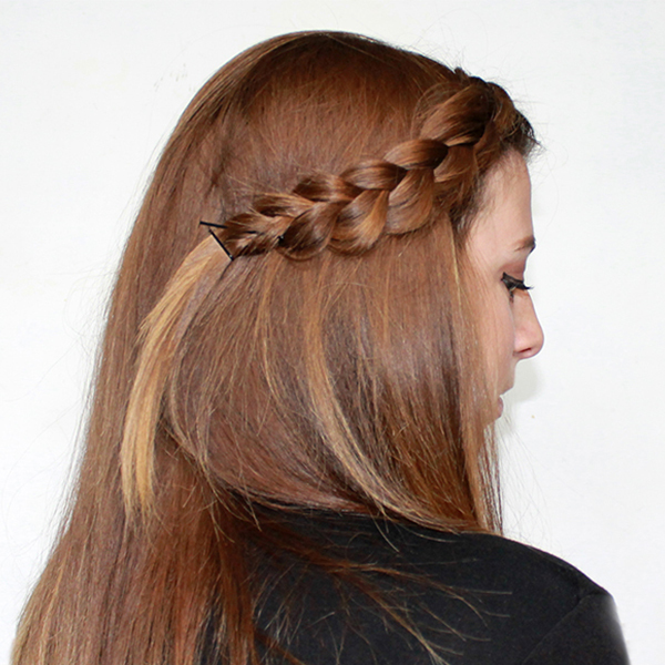 Three Quick and Easy Hairstyles for Second-Day Hair