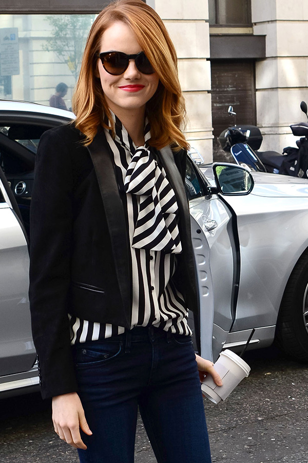 9 Amazing Style Lessons From Emma Stone