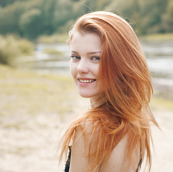 Red-Hot Facts About Women with Red Hair