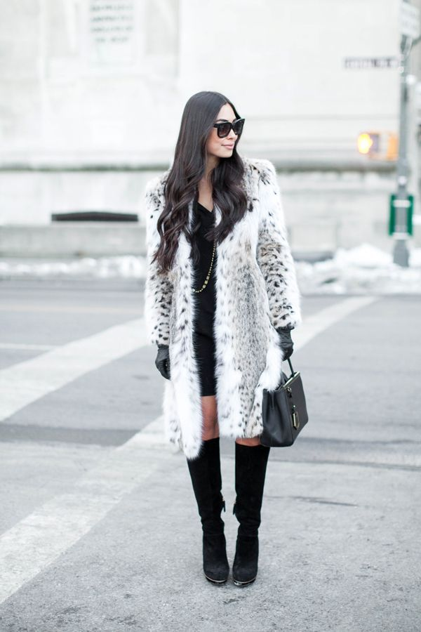 9 Winter Coat Styles We Want to Cozy Up In