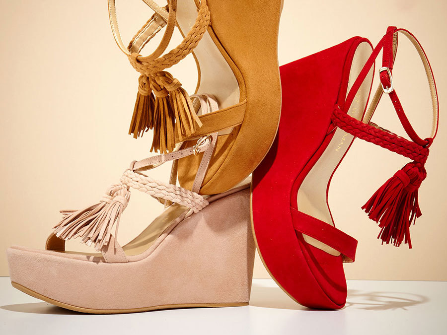 What We're Buying: All Kinds of Wedges At Neiman Marcus