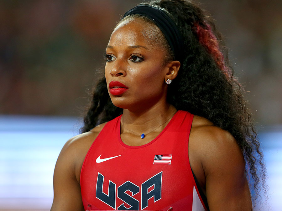 Sexy, Strong Olympic Athletes We Can't Wait to See in Rio