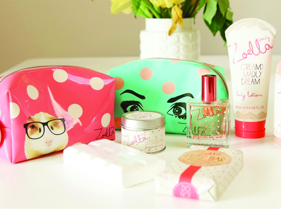 Zoella Makeup Is Finally Coming to America