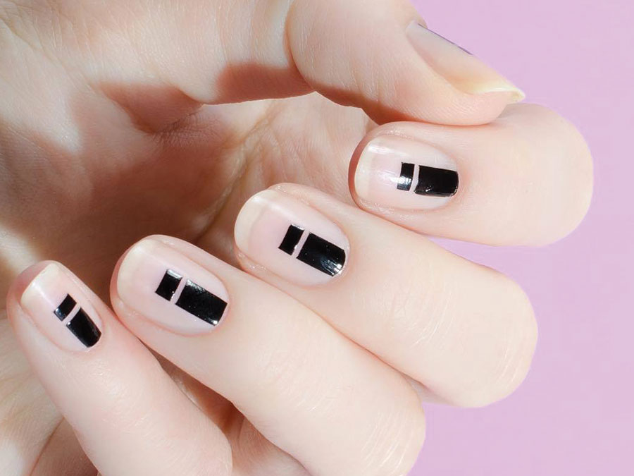 The Best of the Best in Negative Space Nail Art