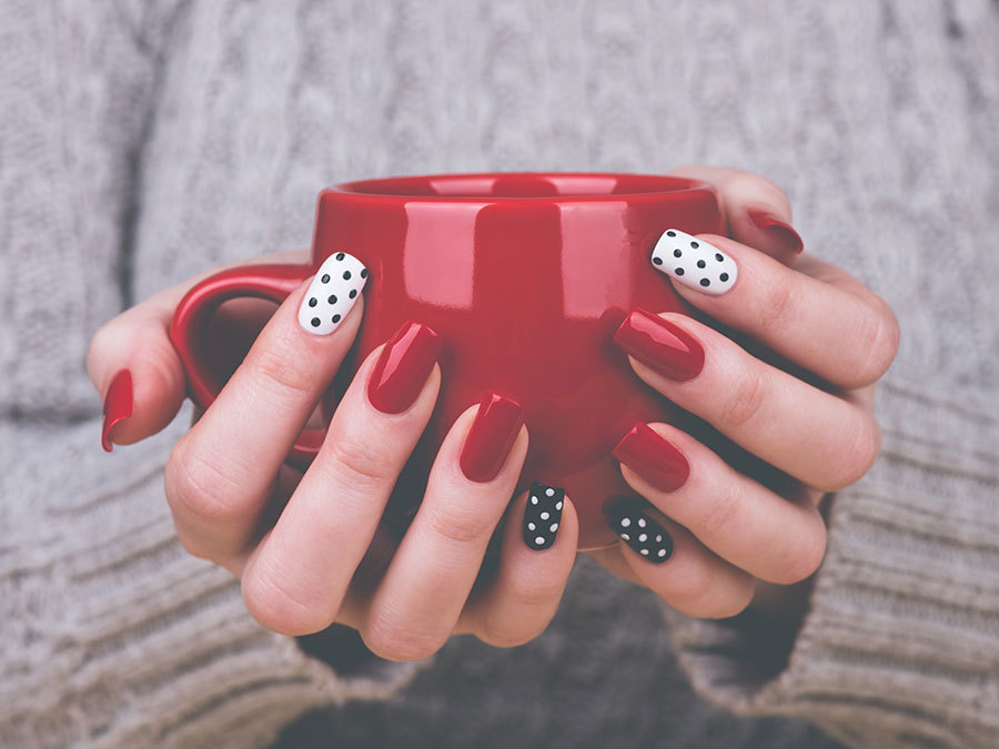 The 7 Most Popular Shapes for Acrylic Nails , More