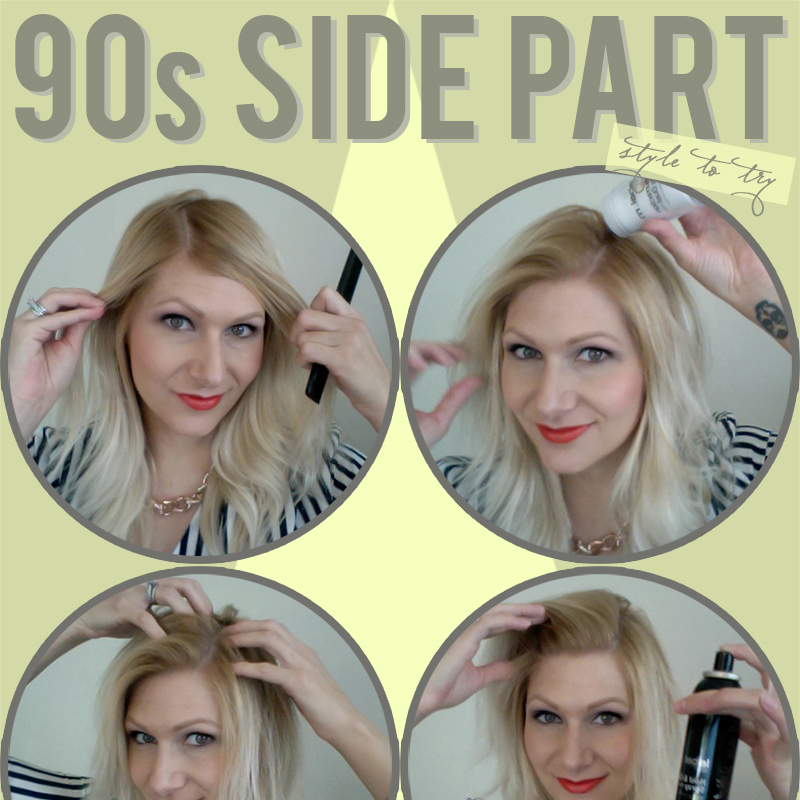 Rock It: Pulling Off the '90s Side Part