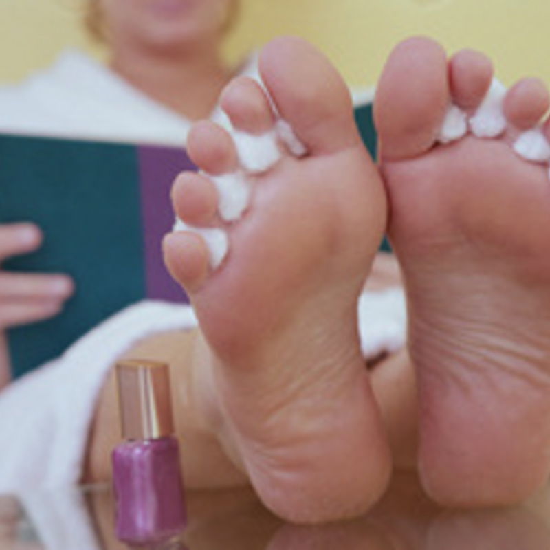 Pedicure Safety Tips