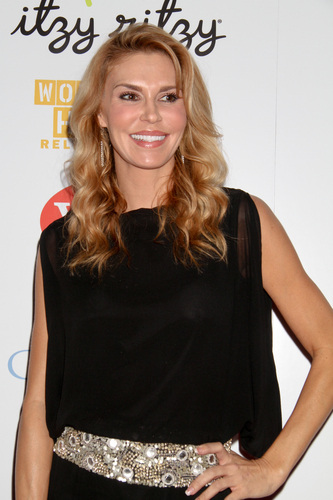 Crystal Meth and Verbal Diarrhea: Brandi Glanville on Life as a 'Housewife'
