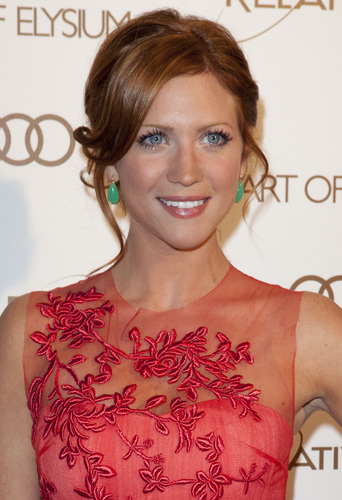 Get the Look: Brittany Snow's No-Makeup Makeup