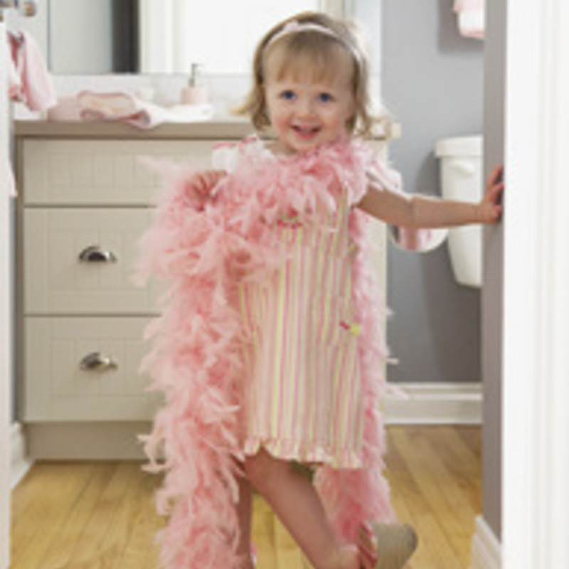 """The Day My Four-Year-Old Granddaughter """"Recognized"""" My Pantry"""