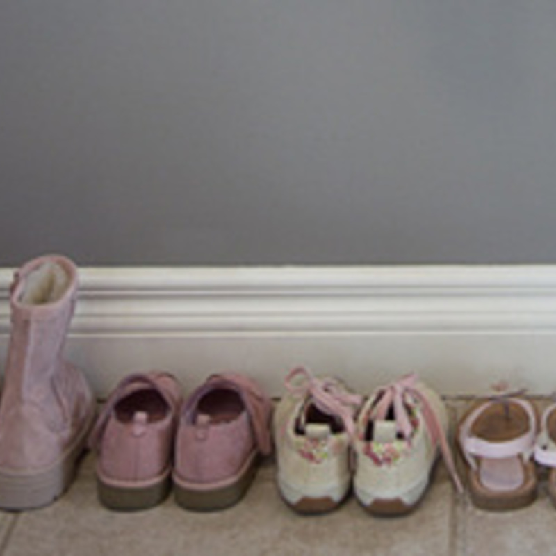 The Trouble with Shoes