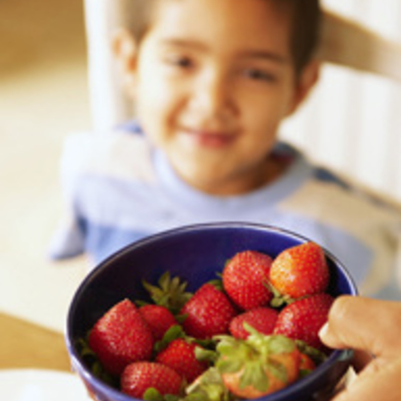 Your Toddler and NuVal: Keeping (Food) Score