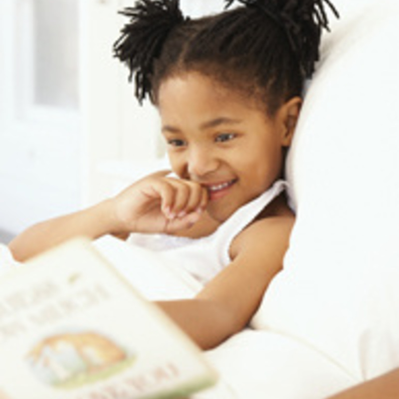Brianna's First Bedtime Story