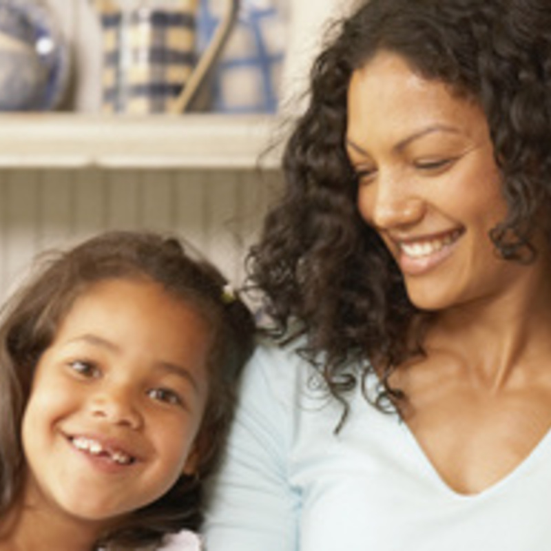 Five Ways Moms Can Help Girls Be Themselves