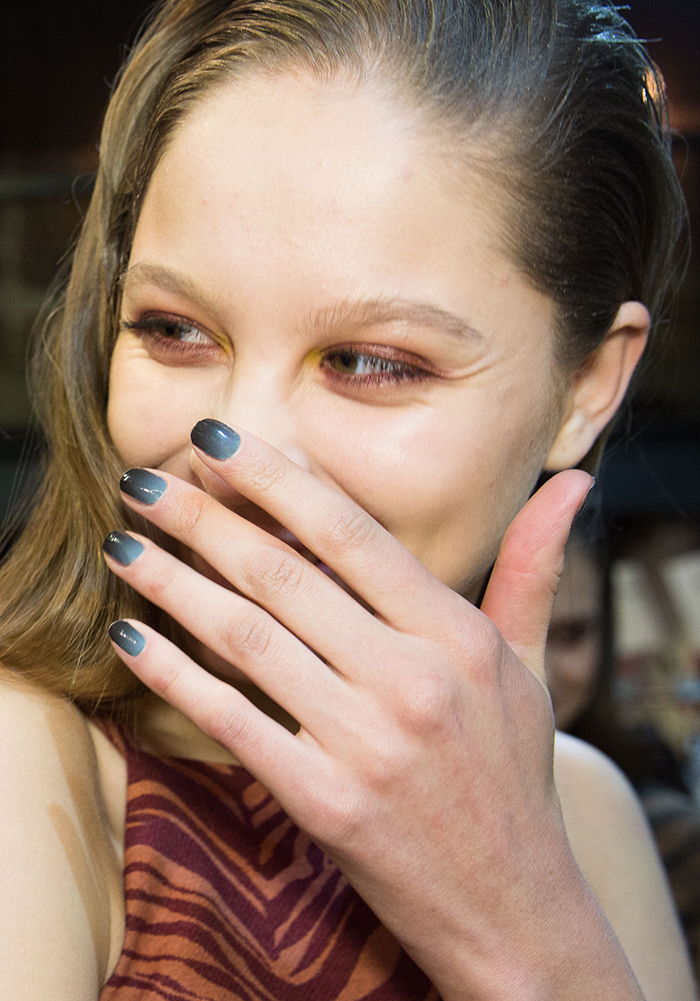 Our 12 Favorite Nail Ideas From New York Fashion Week