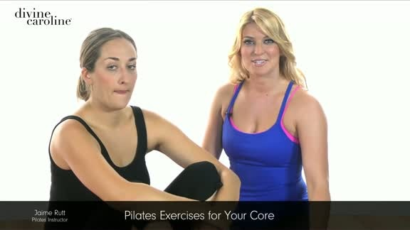 Pilates Exercises for Your Core